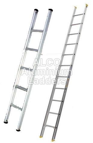 Single Ladder Flat Step ( Model AL – 102 ) – Alco Aluminium Ladders